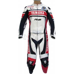 WGP Yamaha R6 50th Anniversary Racing Leathers