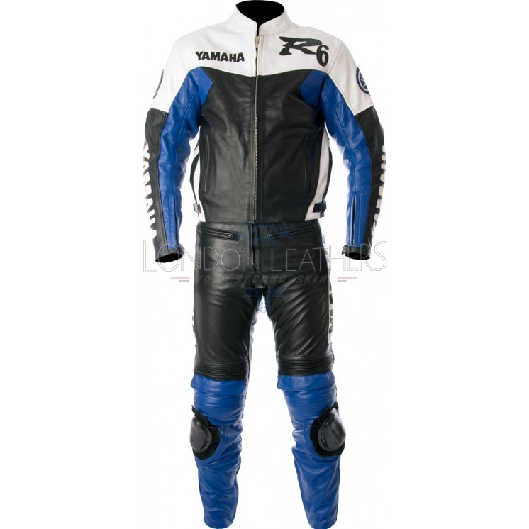 Blue Yamaha R Jacket
