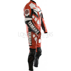 Yamaha R1 Motorcycle Leather Motorcycle Suit