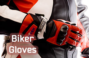 Motorcycle Gloves Range
