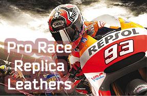 Pro Race Replica Leathers