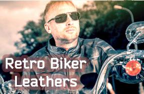 Retro Biker Jackets