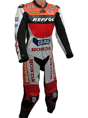 Honda Repsol 1Pc Race Leathers