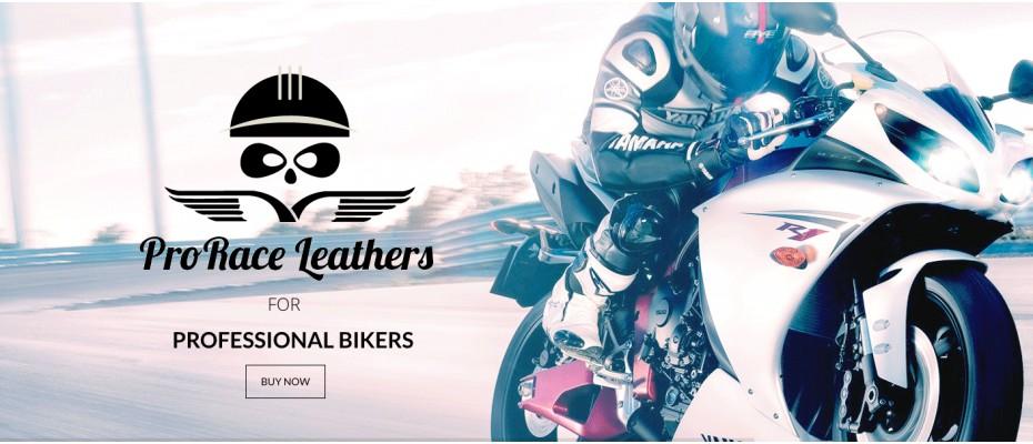 pro race leathers