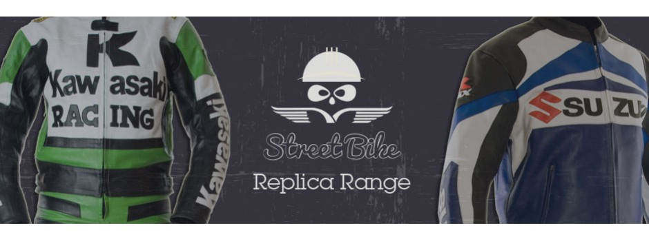 Street Bike Replica Jackets