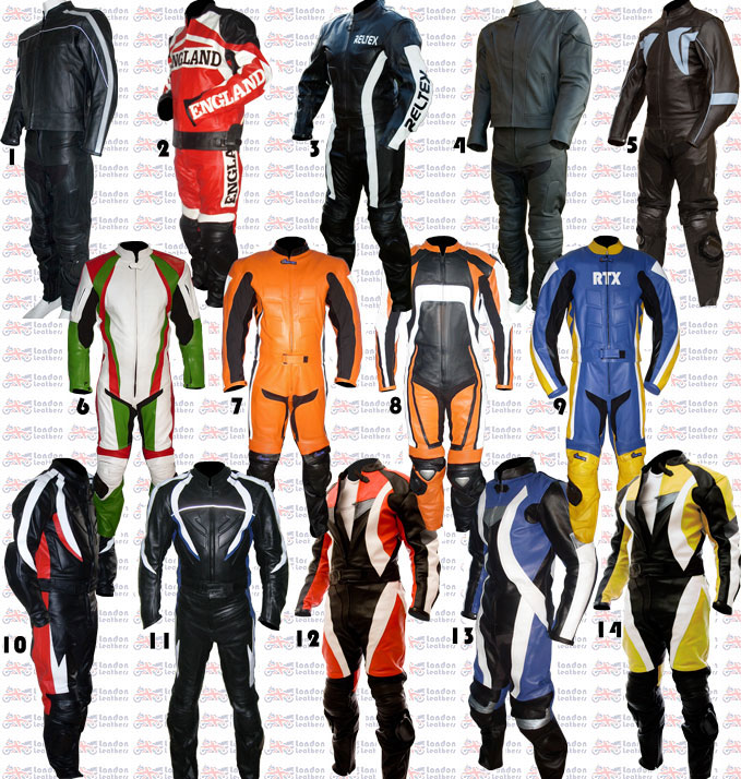 Suit Selection 1-14